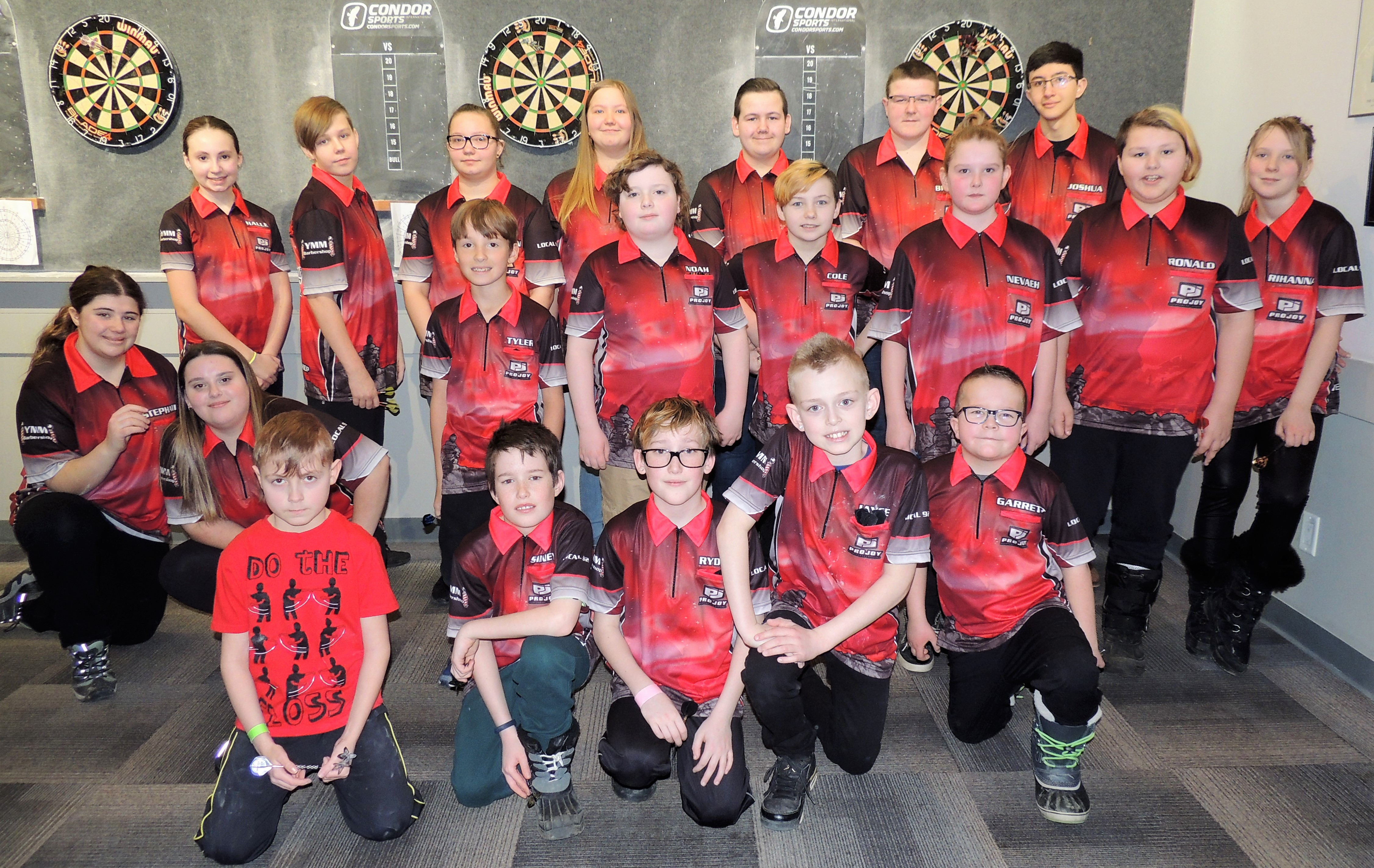 Local dart league takes Alberta's top-ranking players to Provincials